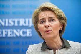 Ursula von der Leyen - EU-Kommissionschefin und siebenfache Mutter