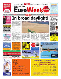 Euro Weekly News Costa del Sol 12 18 June 2014 Issue 1510 by.