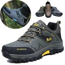 <b>Mens</b> Sneakers High Heel <b>Hiking</b> Boots <b>Outdoor Large Size</b> Sports ...