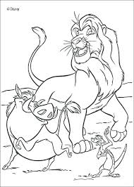 the lion king printable coloring pages 2 book simba nala page baby coloring pages