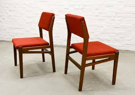 teak wood chairs. Set Of Four Teak Wood Stonered Dining Chairs By Topform, 1960s