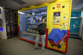 Lego Soda Vending Machine Inspiration How A New Breed Of Vending Machine Is Poised To Take On Retail The