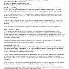 Blind Job Application Letter Sample Fresh Cover Letter Sample ...
