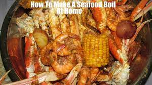 How To Make Seafood Boil At Home Plus ...