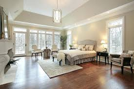 Master Bedroom Tray Ceiling Master Bedroom In New Construction Home With Tray  Ceiling Wood Floors And Fireplace Master Bedroom Tray Ceiling Lighting