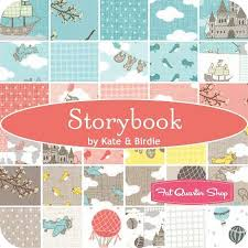 2253 best Fabric images on Pinterest | Quilting fabric, Fabrics ... & Storybook by Kate and Birdie - Moda Fabric. Children's QuiltsBaby ... Adamdwight.com