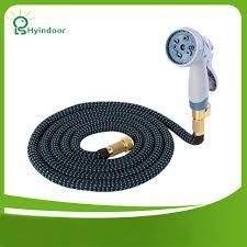 25 foot garden hose. 25 feet double latex core expand garden hoses striped colors expanding flexible water foot hose e
