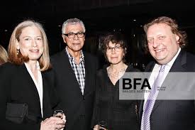 Silvia Smith, Ricardo Scofidio, Liz Diller, Larry Gutterman at NEW YORK  FOUNDATION FOR THE ARTS 2012