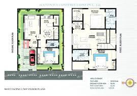 30x40 house plan north facing north facing house plan with car parking fresh north facing house 30x40 house plan north facing