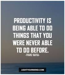 Productivity Quotes Amazing Productivity Quotes LIGHT YOUR MIND