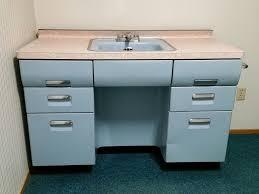metal bathroom vanity sink