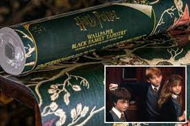 You can now get Harry Potter wallpaper ...