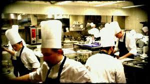 busy kitchen. The Busy Kitchen At Michelin Star Restaurant Steirereck