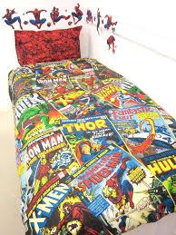 Outstanding Vintage Comic Book Bedding 63 In Grey Duvet Cover with Vintage Comic  Book Bedding