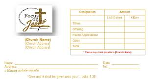 Church Offering Envelopes Templates Free Church Offering Envelope Templates For Your Church Tithing