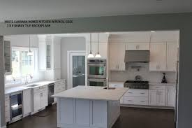 Carrera Countertops white carrara marble kitchen countertops new construction17 5468 by xevi.us