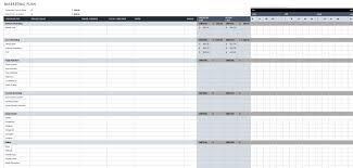 Budget Plan Sample Business Fashion Business Marketing Plan Budget Template Expense