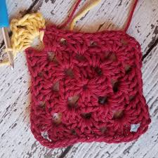 Basic Granny Square Pattern Beauteous Basic Granny Square Crochet Pattern Hooked On Homemade Happiness