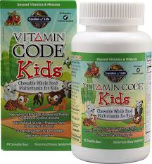 garden of life vitamin code kids 60 chewable bears 30 servings view larger image