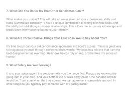 Job Interview Questions And Answers Most Common Job Interview Questions And Answers