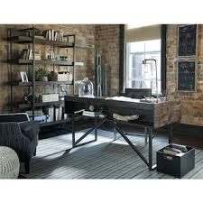 At home office Feminine At Home Starmore Desk And Bookcase Nebraska Furniture Mart Home Office Sets Nebraska Furniture Mart