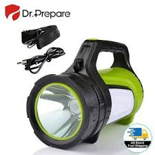 <b>LED Rechargeable</b> Handheld Flashlight Bright Portable <b>Searchlight</b> ...