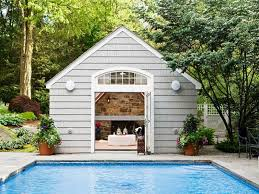 Best 100 Small Pool House Ideas U0026 Remodeling Photos  HouzzSmall Pool House Designs