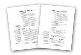 My Résumé — Portfolio | Steve Thomas