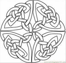 Small Picture Kaleidoscope 1med Coloring Page Free kaleidoscope Coloring Pages