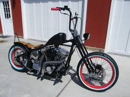 rods rides drop seat bobber motorcycles for sale
