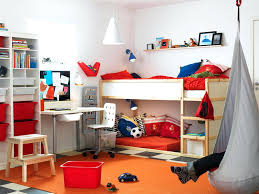 cool bunk beds with desk. Cool Bunk Beds With Desk Kids Contemporary Bed Hanging Image By .