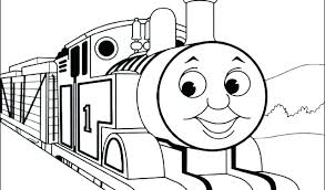 Collection Of Thomas Train Coloring Pages Printable Download Them