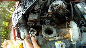 2003 ford mustang thermostat replacement 3 8l v6