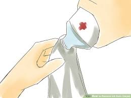 Removing ink stain from carpet Stains Out Image Titled Clean Ink Stains Out Of Carpet Step Wikihow Ways To Remove Ink From Carpet Wikihow