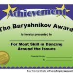 Funny Awards At Work Fun Award Categories For Work Sports Awards Lol Lscign