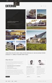 Exterior Design Psd Template 57052 Professional Flyer Templates