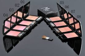mac salable mac multi choice blush 1 mac makeup collection