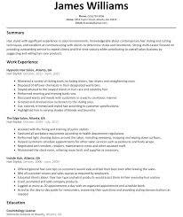 Hair Stylist Resume Sample Resumelift Com Apprentice Examples Image