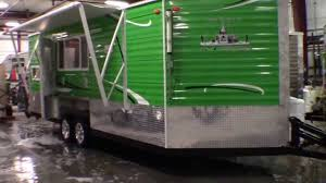 2016 ice castle 21 rv edition hybrid with hydraulic lift system demonstrated you