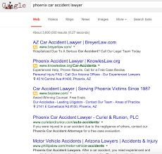 google search results 2015. Contemporary Google Phoenixcaraccidentlawyerjuly172015 In Google Search Results 2015 A