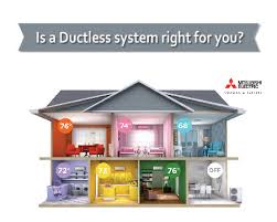 mitsubishi heating and cooling systems. Interesting Heating Ductless Heating And Cooling Systems By Mitsubishi In And