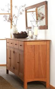 modern shaker furniture. Modern Shaker Long Sideboard. This Piece Features Four Top Drawers With Bottom Doors Offering Optimal Storage Space For Your Kitchen Or Dining Room. Furniture N