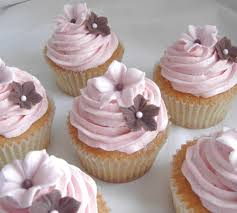 pretty pink cupcake. Brilliant Cupcake Pretty Pink Cupcakes  By Cakejournal Throughout Pink Cupcake L
