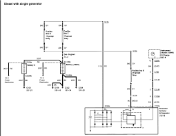 alternator wiring diagram ford solidfonts 1983 ford ranger wiring v8 an 12 volt alternator and coil
