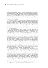 theoretical perspectives learning science in informal page 40