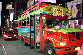 Hippie Buses Chicken Party Bus Gotham Finds Pinterest Party Bus