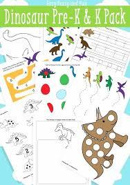 Free Dinosaur Alphabet Worksheets B Fun Printable For Kindergarten ...