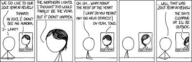 In Review Year Year Xkcd Xkcd