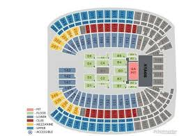 Gillette Seating Chart With Rows On The Run Tour Mr Mrs Carter Seating Plan Gillette