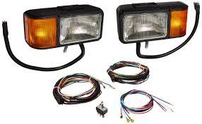 Boss Snow Plow Lights Amazon Com Truck Lite 80888 Economy Snow Plow Atl Light Kit